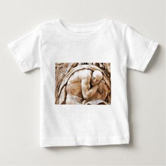 彫像 ベビーTシャツ