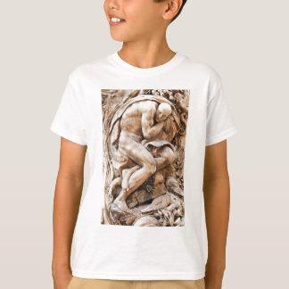 彫像 Tシャツ