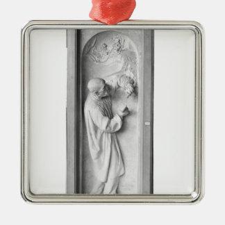 彫刻家1896年 メタルオーナメント