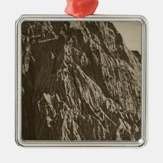 彫刻、塩の入り江キャノン、ユタを雨が降って下さい メタルオーナメント