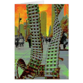 彫刻# 2 カード