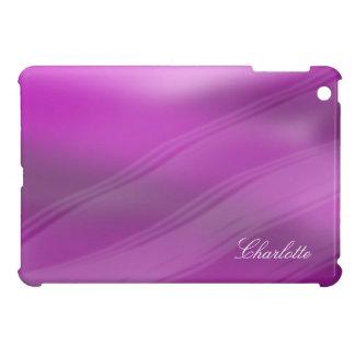 影で覆います1つ-シャーロット-あなたの名前とのそれをカスタマイズ iPad MINIカバー