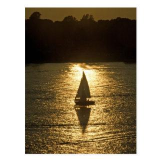 影との航海 ポストカード