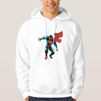 影のスーパーマン パーカ