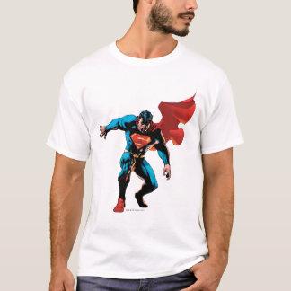 影のスーパーマン Tシャツ