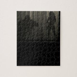 影のパズル ジグソーパズル