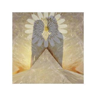影の大理石のカップル愛容認の抽象芸術のグラフィック キャンバスプリント