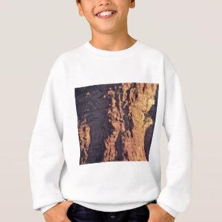 影の崖の質 スウェットシャツ