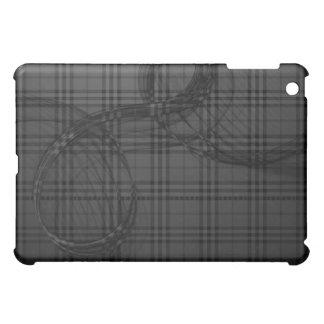 影の格子縞の限定版2012年 iPad MINI カバー