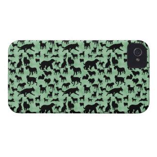 影犬 Case-Mate iPhone 4 ケース