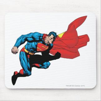 影2のスーパーマン マウスパッド