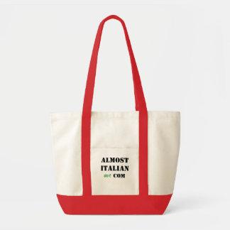 役人のAlmostItalian.comの市場のバッグ トートバッグ