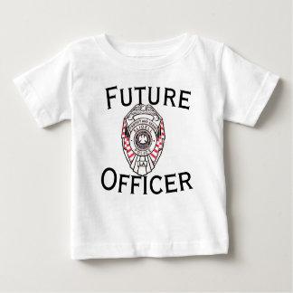 役人のSlidellの未来の警察Dept. Baby Shirt ベビーTシャツ
