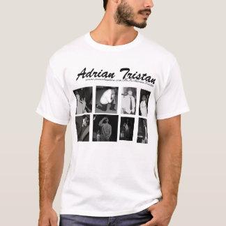 役人はエイドリアンTristanのティーをからかいます Tシャツ