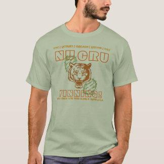 役人2011年のNU CRU ST. PATTYS日のワイシャツ Tシャツ