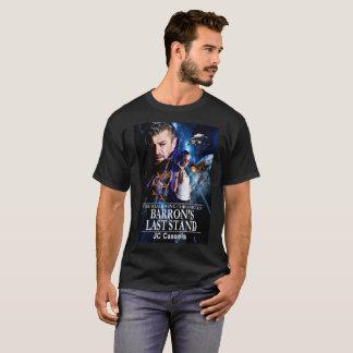 役人BARRONは立場の人のTシャツを持続させます Tシャツ