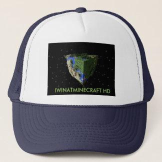 役人IWINATMINECRAFT HDの帽子 キャップ
