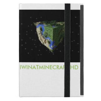 役人IWINATMINECRAFT HD Ipadの小型例 iPad Mini ケース
