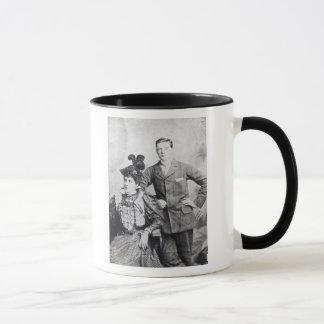 彼ののウィンストン・チャーチル母2 マグカップ