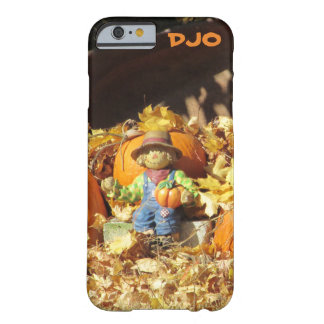 彼のカボチャ王位のかかし王 BARELY THERE iPhone 6 ケース