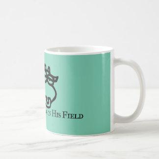 彼の分野で顕著 コーヒーマグカップ
