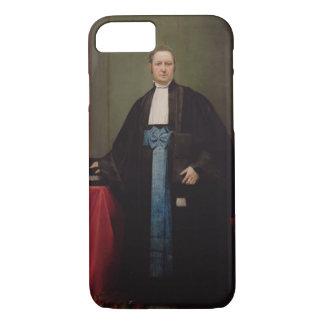 彼の図書館の弁護士のポートレート、1852年(油 iPhone 8/7ケース