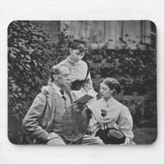 彼の娘の2のチャールズ・ディケンズ マウスパッド