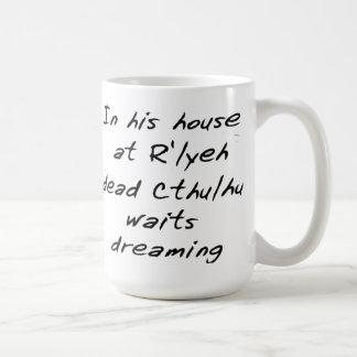 彼の家 コーヒーマグカップ