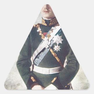 彼の帝国高度Czarewitch 三角形シール
