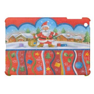 彼の村のサンタ iPad MINI カバー