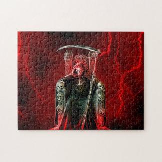 彼の王位の死神 ジグソーパズル