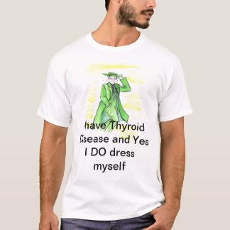 彼の緑のZootスーツのTaz Tシャツ