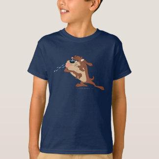 彼の舌を突き出るTAZ™ Tシャツ