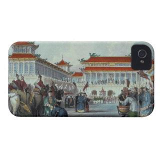 彼の見直す皇帝Teaon-Kwangは、Pala守ります Case-Mate iPhone 4 ケース