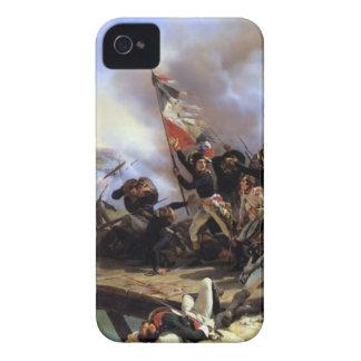 彼の軍隊を導いているNapoleon Bonaparte Case-Mate iPhone 4 ケース