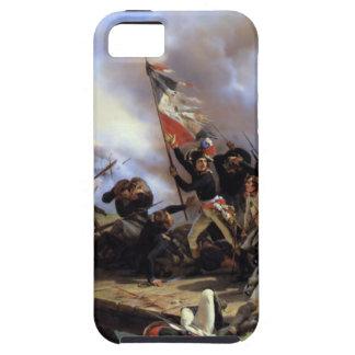 彼の軍隊を導いているNapoleon Bonaparte iPhone SE/5/5s ケース