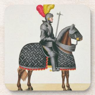 彼の馬の装甲、「Histoからのプレートでナイト爵に叙して下さい コースター