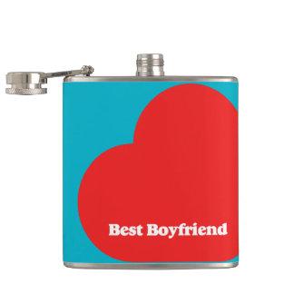 彼は最も最高のなボーイフレンド、このgift2に値します フラスク