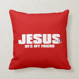 彼は私の友人の枕です クッション
