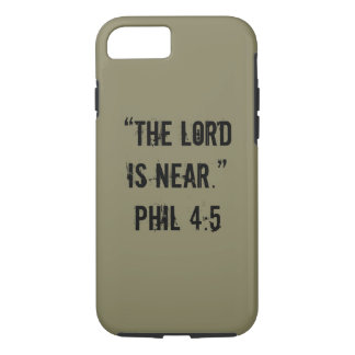 """""""彼は"""" Iphone 7の堅い電話箱の近くにあります iPhone 8/7ケース"""