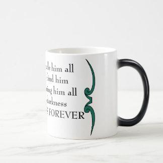 彼を支配する1つのリングすべての婚約のマグ モーフィングマグカップ