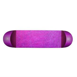 彼女のためのきらめく女の子のスケートボードのきらびやかなギフト スケートボード