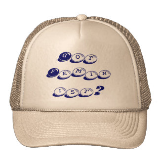 彼女のスタンス 帽子