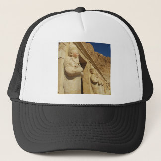 彼女の墓のHatshepsutのOsirianの彫像 キャップ