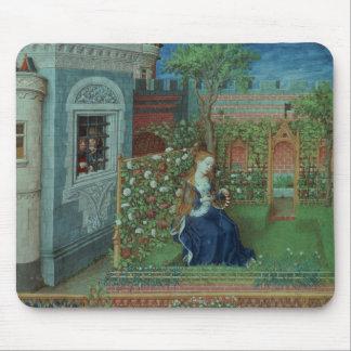 彼女の庭のEmelye。 投獄された騎士Palam マウスパッド