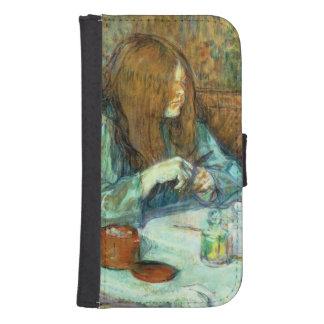 彼女の洗面所のPoupoule、1898年夫人