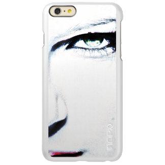 彼女の顔のiPhoneの場合 Incipio Feather Shine iPhone 6 Plusケース