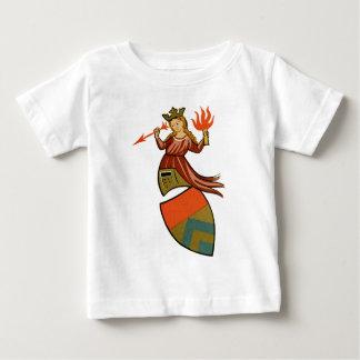 彼女はあなたの女王です! ベビーTシャツ