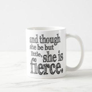 彼女は激しいマグです コーヒーマグカップ