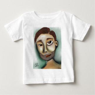 彼 ベビーTシャツ